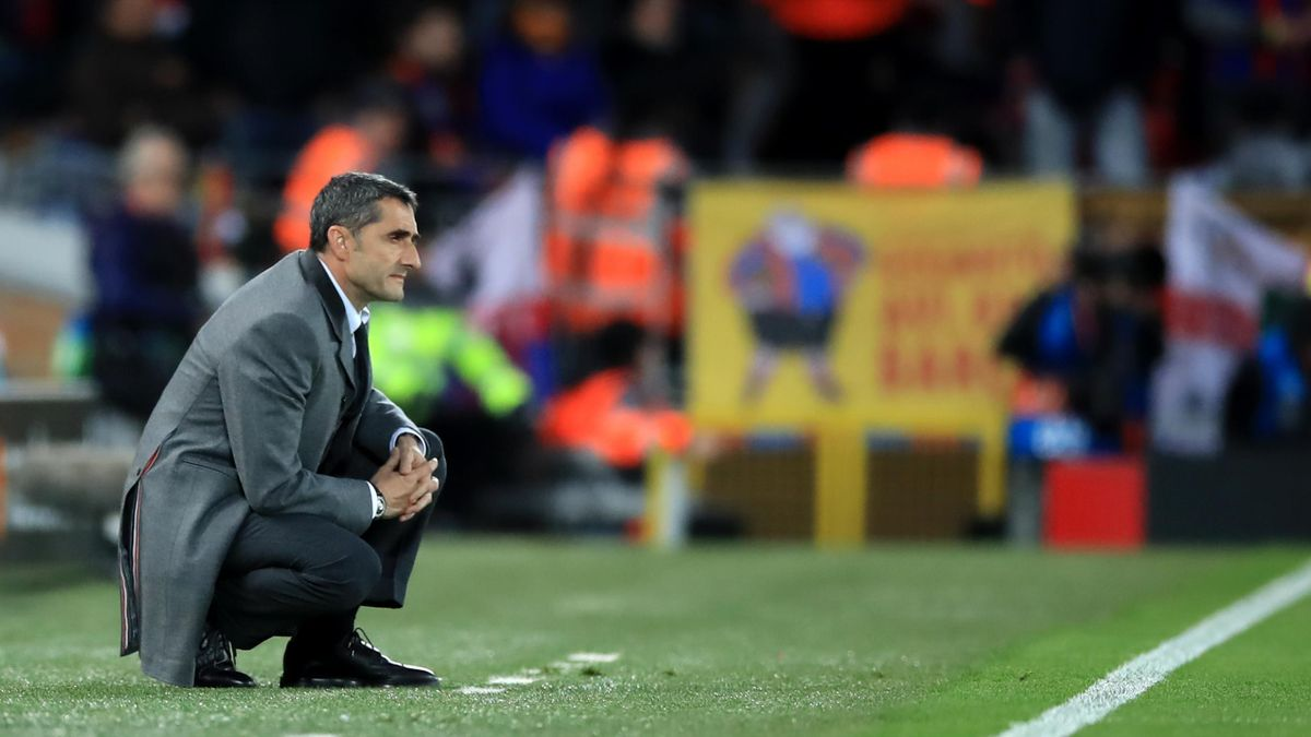 Ernesto Valverde has been given full support