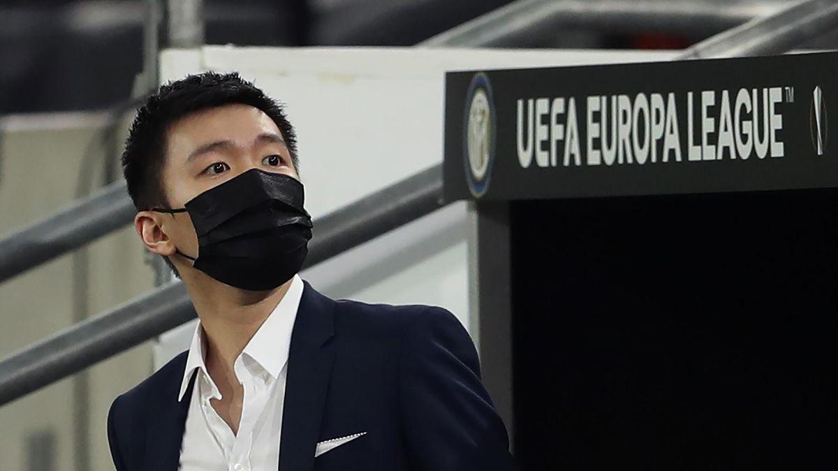 Steven Zhang, Inter