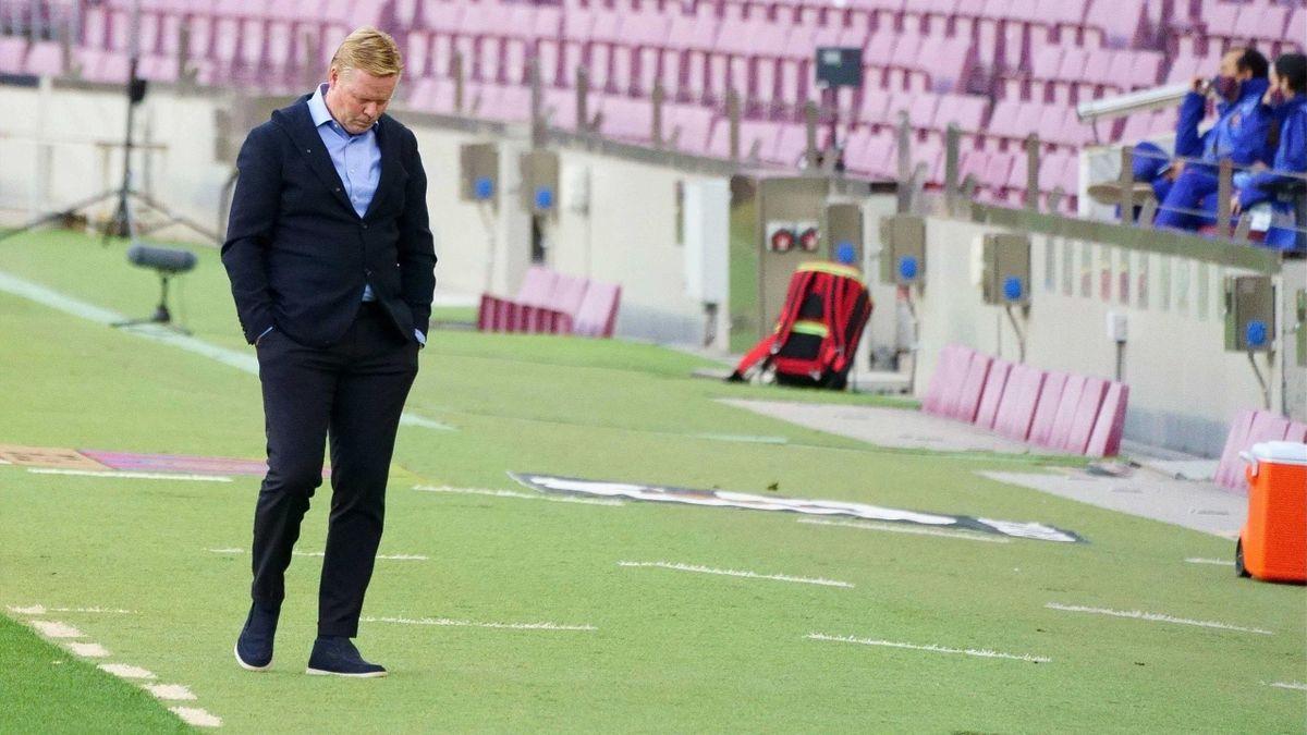 Ronald Koeman - FC Barcelona