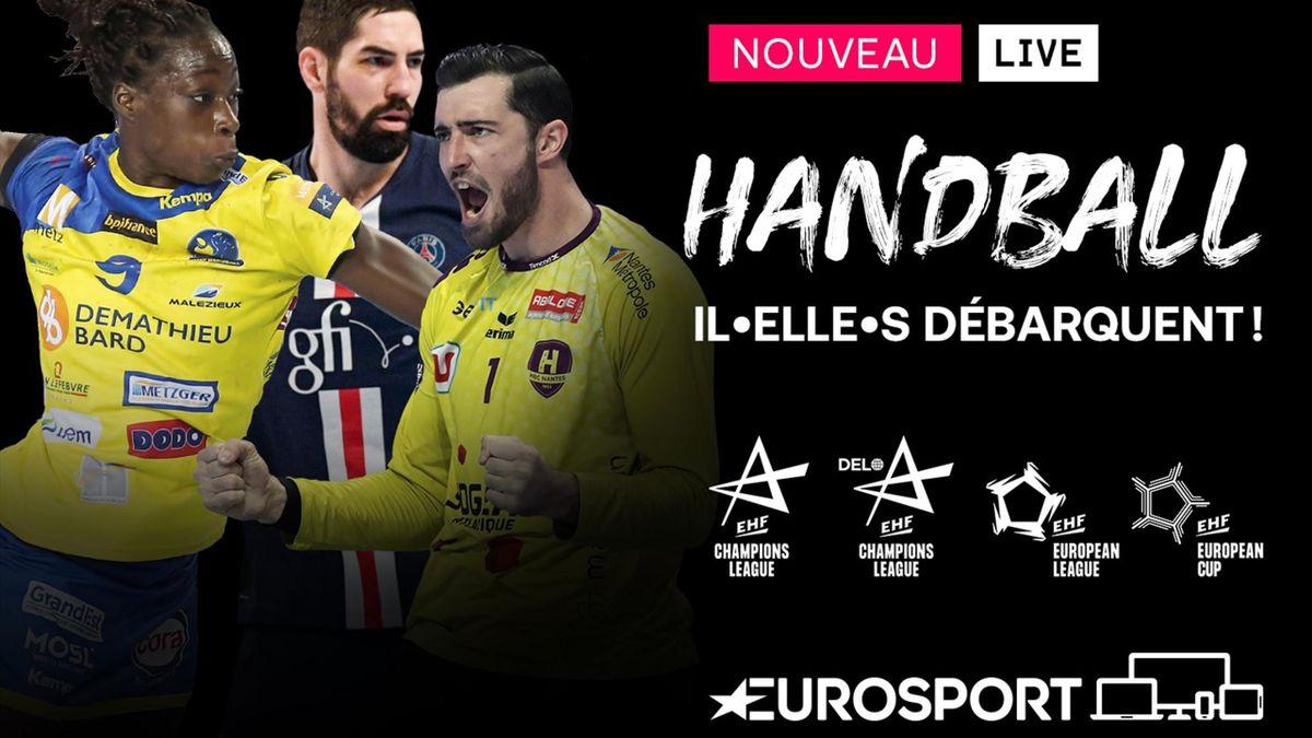 Eurosport acquiert les droits des compétitions européennes