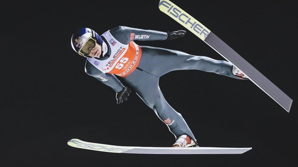 Skispringen, Andreas Wellinger