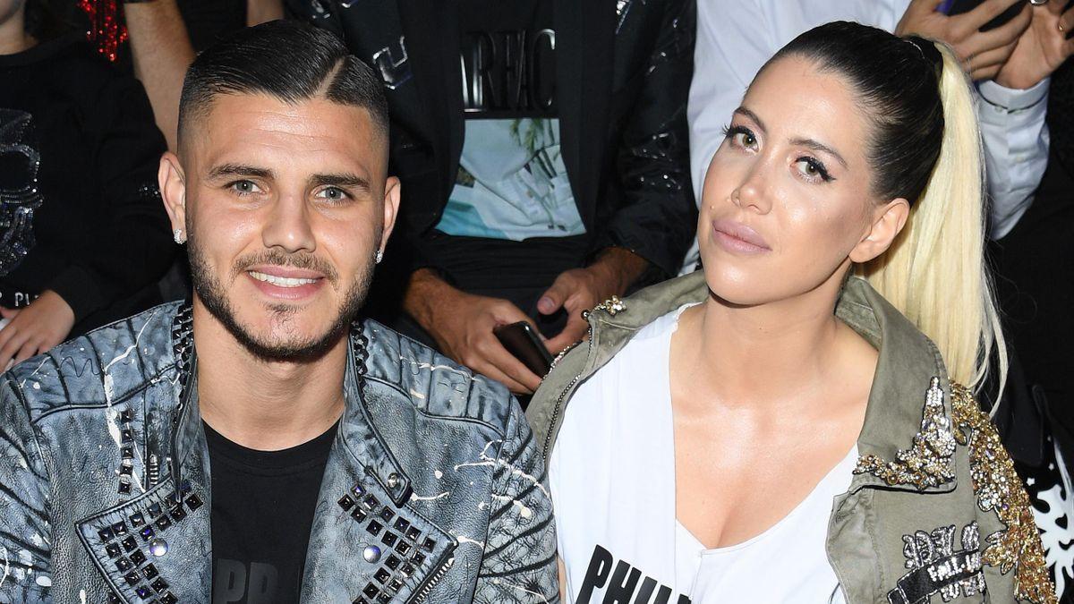 Mauro Icardi insieme a Wanda Nara: il futuro della coppia più chiacchierata del mercato sarà alla Juventus, Getty Images