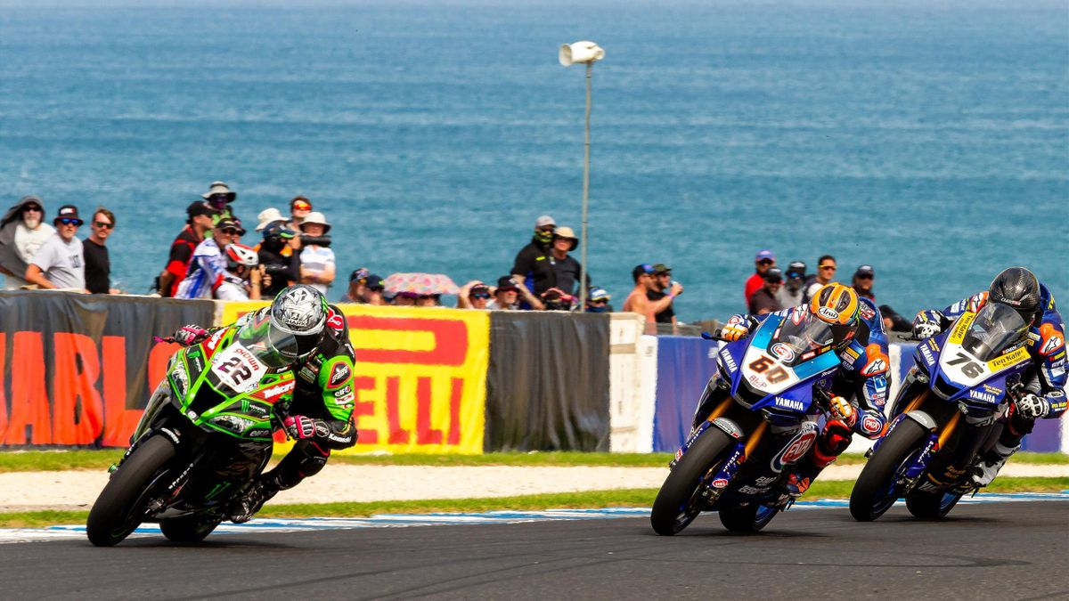Phillip Island has hosted the opening race of the Superbike World Championship season since 2009