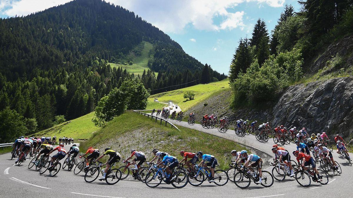 Alle Berge, alle Profile: Die 21 Etappen der Tour 2020 im Detail