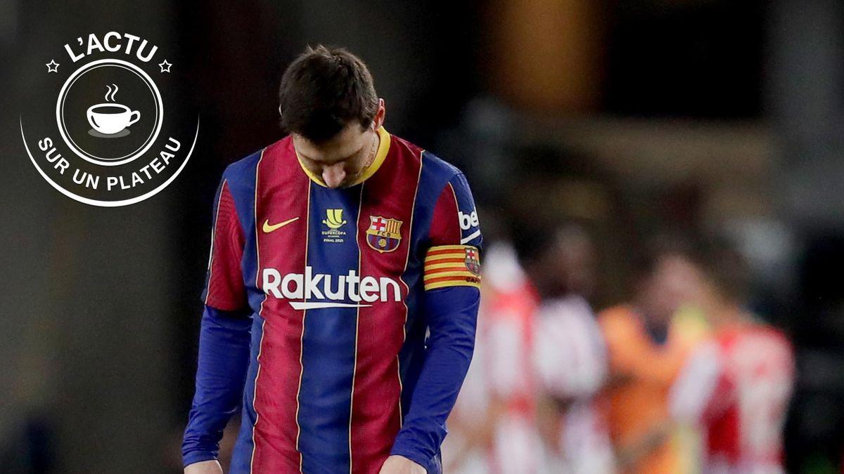 Lionel Messi - L'actu sur un plateau du 18 janvier 2021