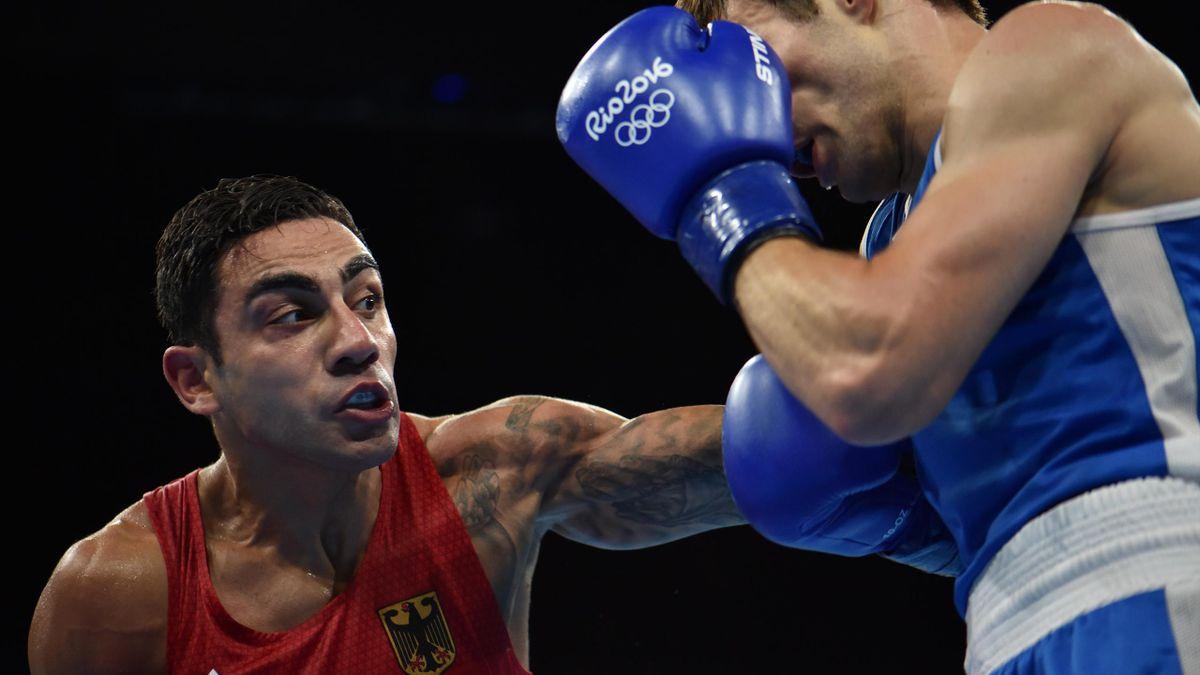Artem Harutyunyan holt Sieg in Rio.