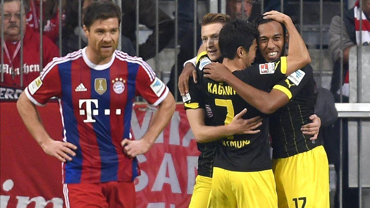 Borussia Dortmund könnte dem FC Bayern gefährlich werden