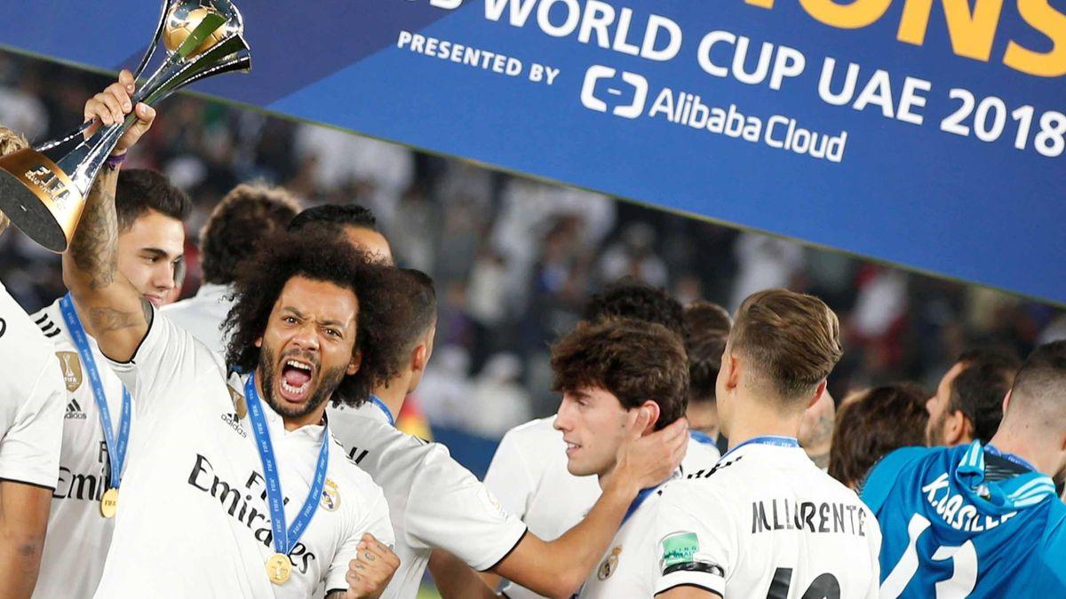El Real Madrid, campeón del mundo de clubes