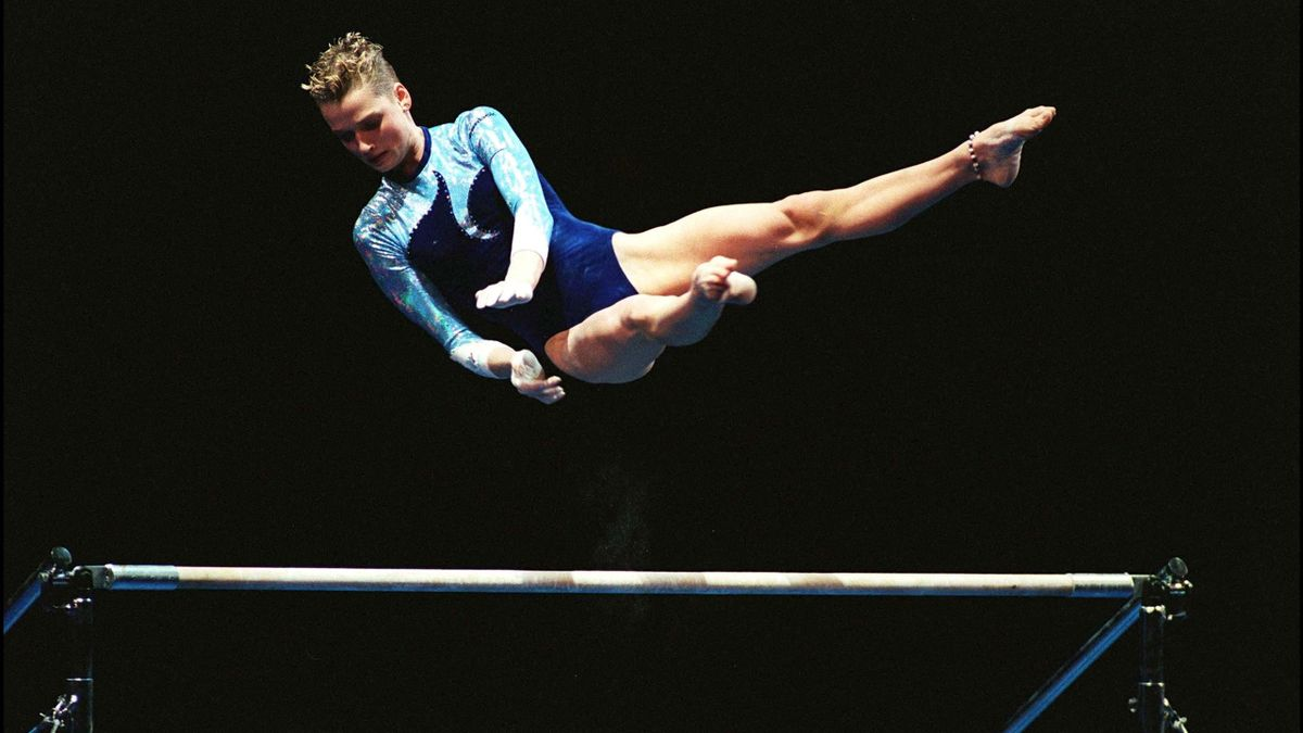 Svetlana Khorkina | Gymnastics Olympics 2000 | ESP Player Feature