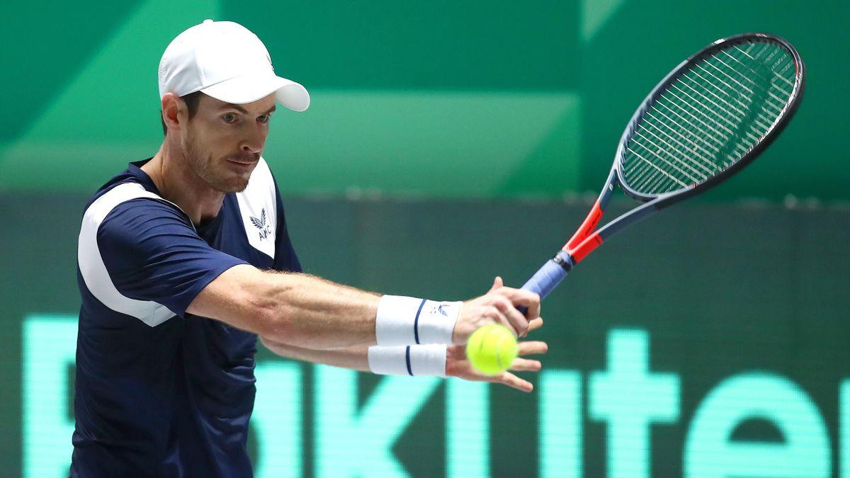 Andy Murray glaubt an eine längere Pause des Tennis-Zirkus