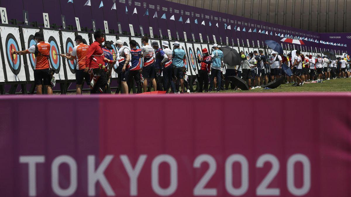 Boogschieten kwalificatie Tokyo 2020