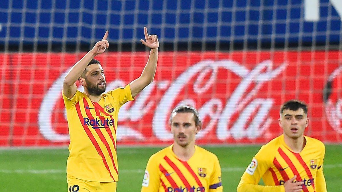 Jordi Alba («Barcelona»)
