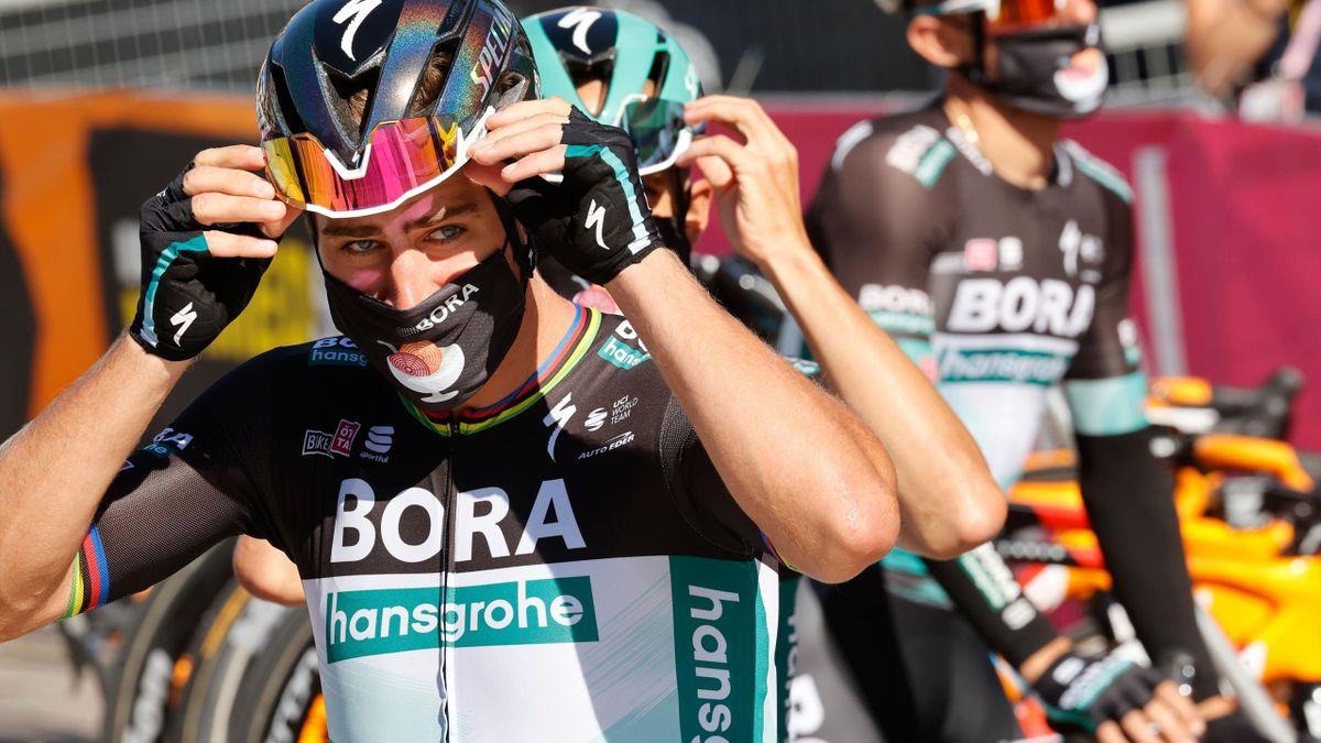 Peter Sagan beim Giro d'Italia 2020