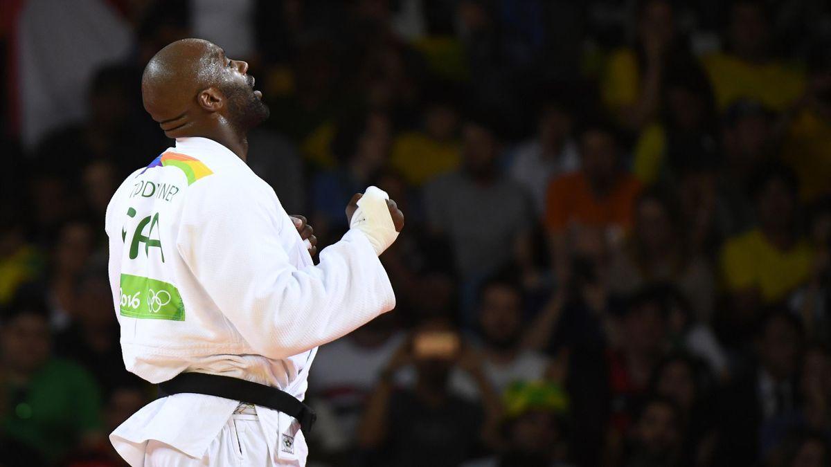 Teddy Riner - double champion olympique - Judo Rio 2016