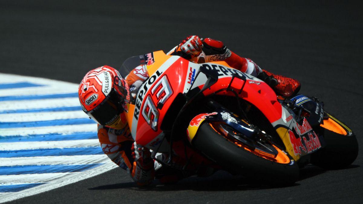 Marc Marquez, Gp di Jerez, Getty Images