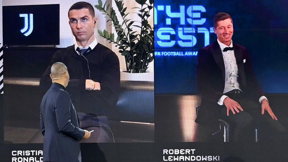 Cristano Ronaldo, Robert Lewandowski