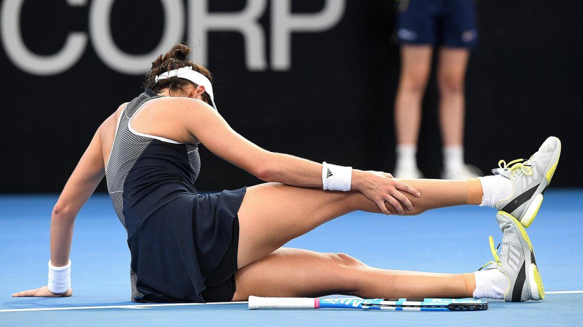 Garbiñe Muguruza (WTA Brisbane)