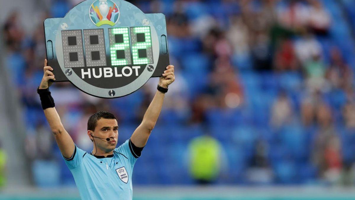 Ovidiu Hațegan la Euro 2020