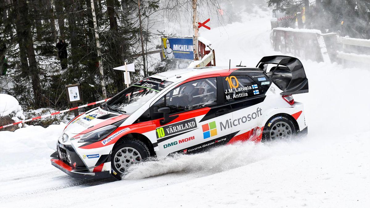 Latvala gewinnt zum vierten Mal die Rallye Schweden