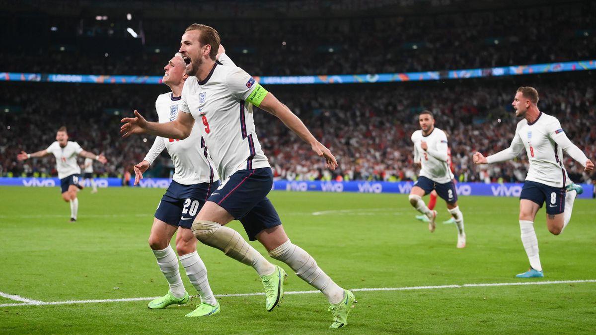 L'Angleterre file en finale, Foden et Kane exultent