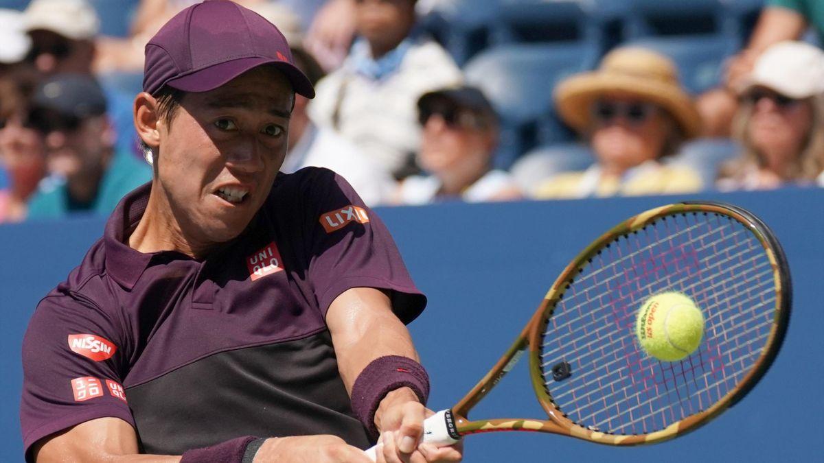Kei Nishikori (US Open 2018)