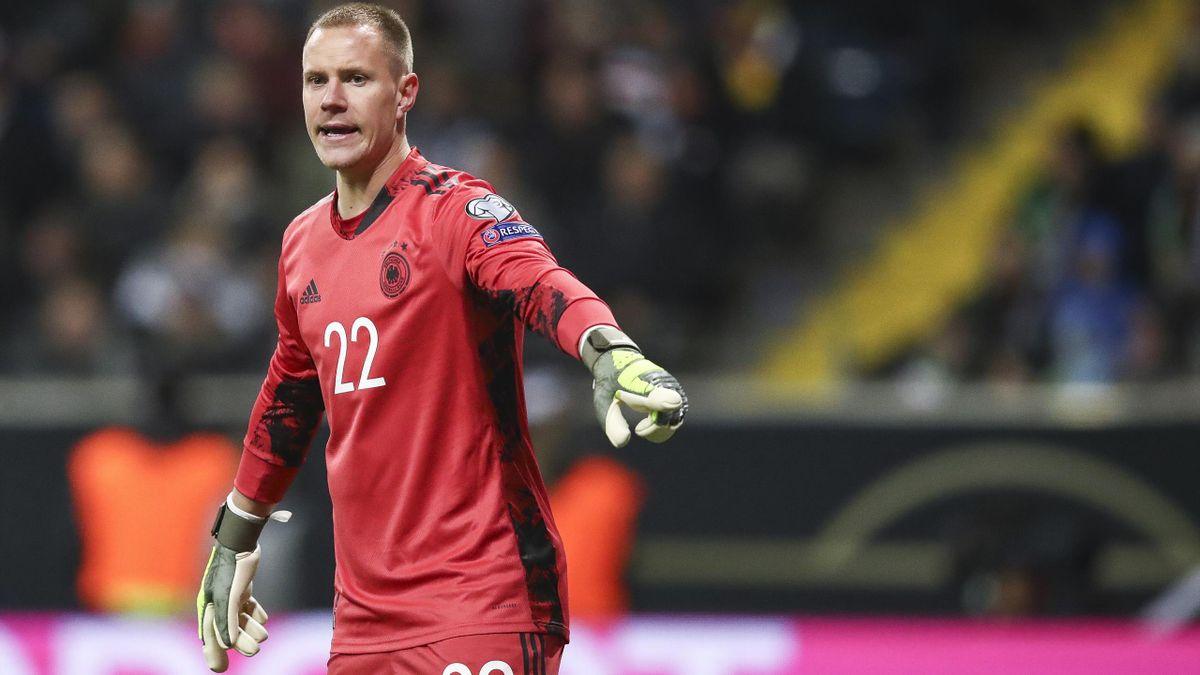 Marc-André ter Stegen wird das deutsche Tor in der WM-Qualifikation gegen Nordmazedonien hüten
