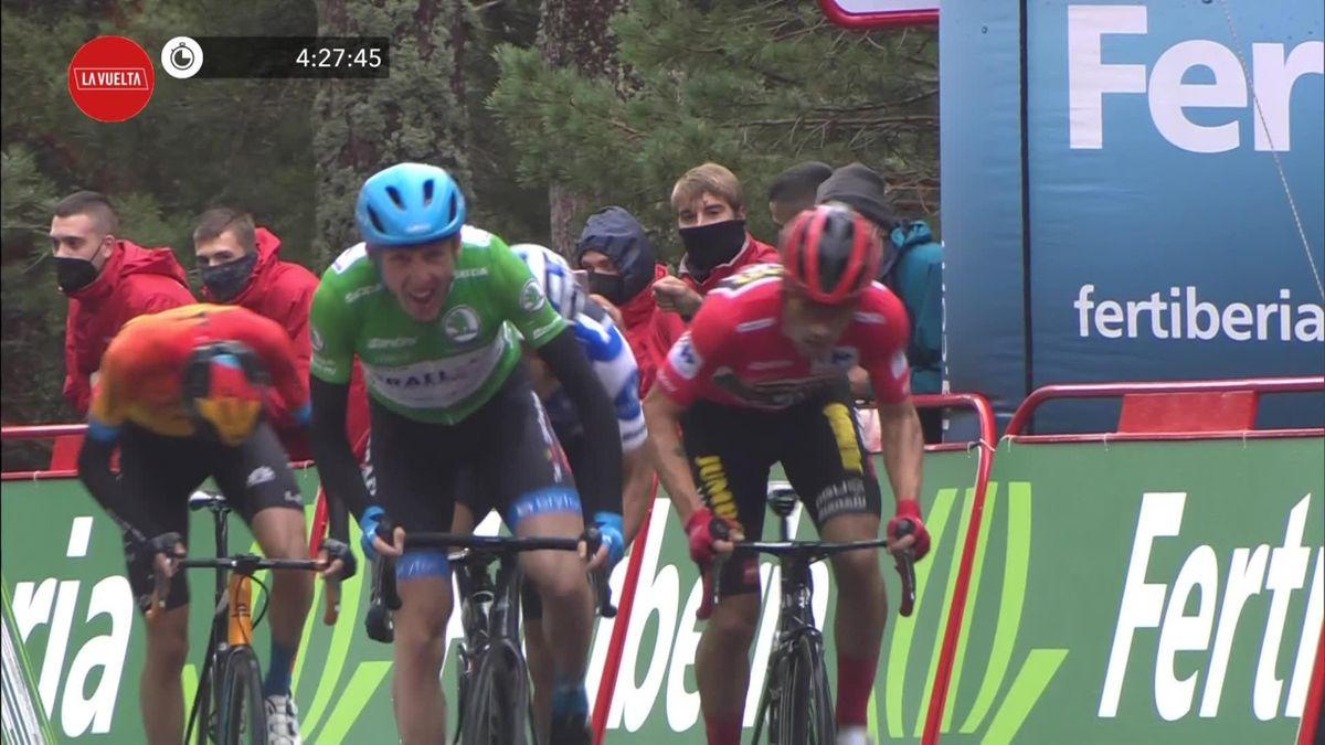 Dan Martin a câştigat etapa a 3-a din Vuelta