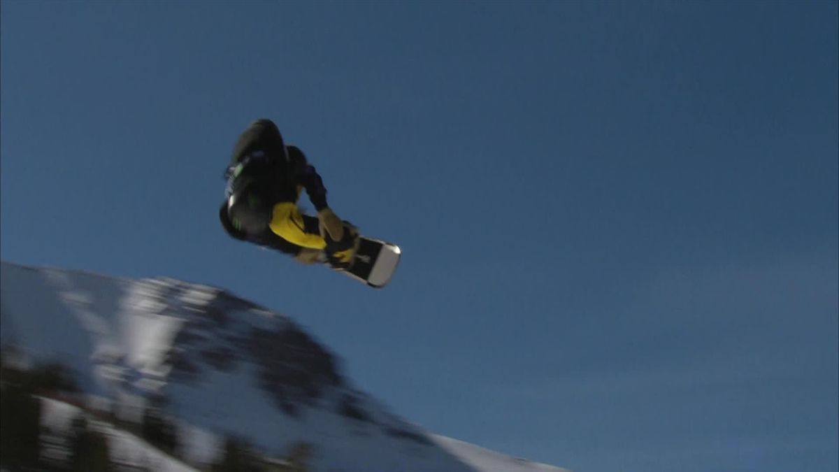 Snowboard Slopestyle : Dusty Henricksen wins final men - Best run