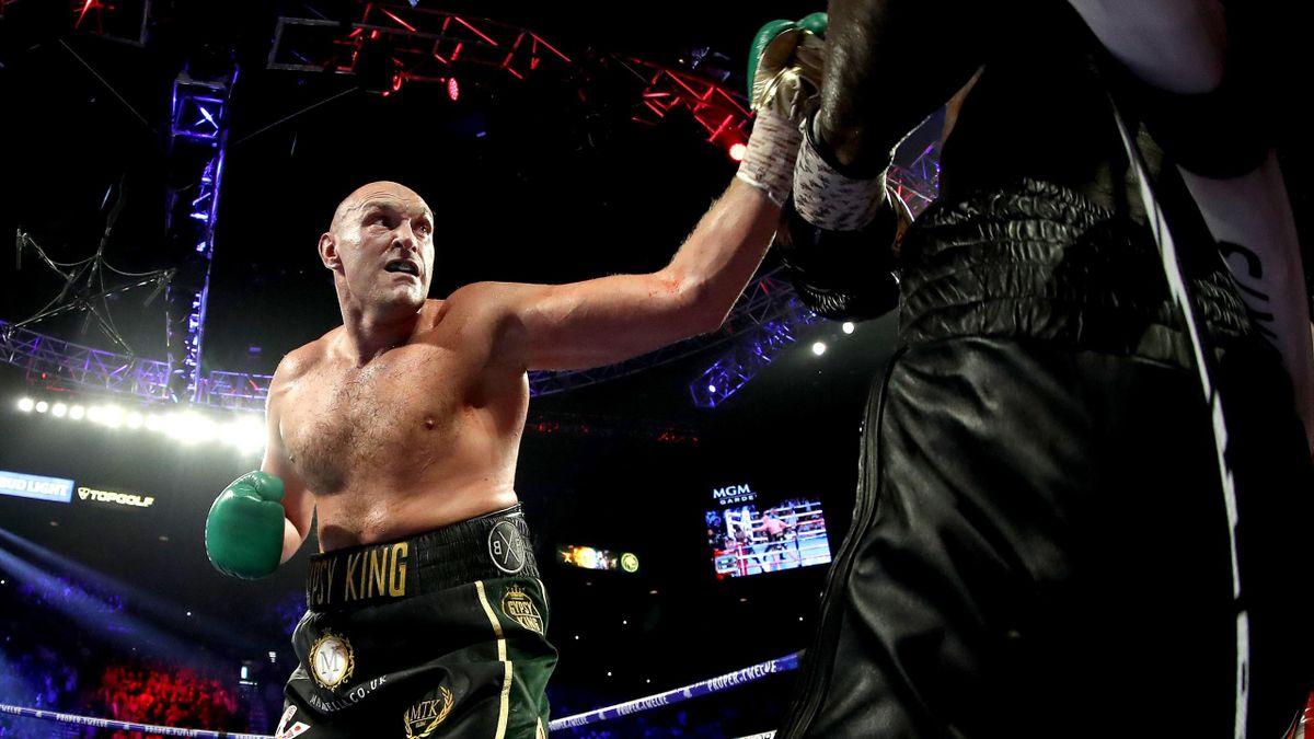 Anthony Joshua wird in 2021 zweimal gegen Tyson Fury boxen