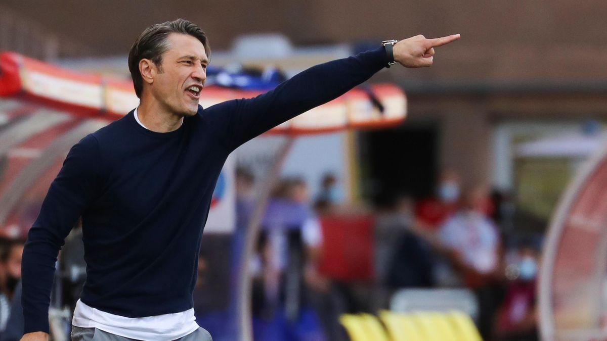 Niko Kovac, l'entraîneur de l'AS Monaco