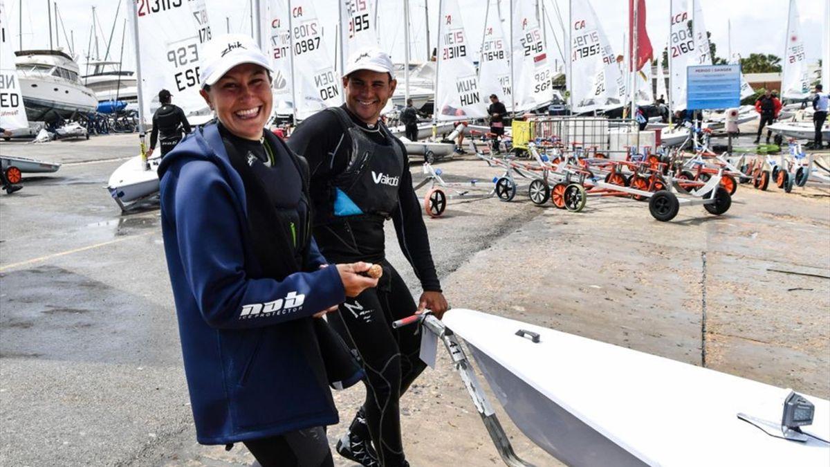 PODCAST 'Planeta Olímpico'   La pareja olímpica de vela cumple su sueño