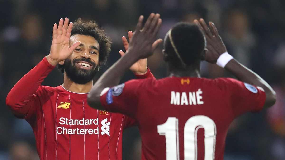 Premier League | Mohamed Salah și Sadio Mane, atacanții lui Liverpool