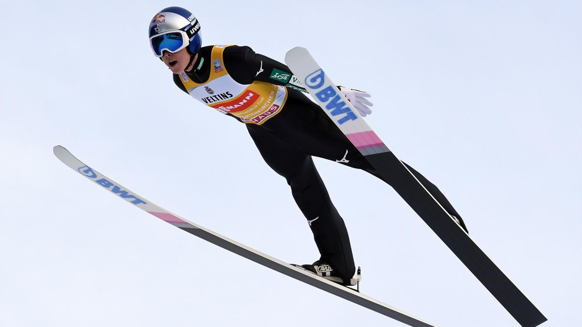 Ryoyu Kobayashi | Ski Jumping | ESP Player Feature