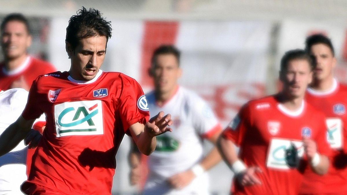 Fethi Harek (Nîmes Olympique) Ligue 2