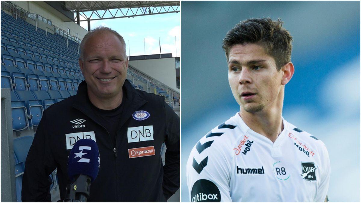 Dag Eilev Fagermo og Torgeir Børven