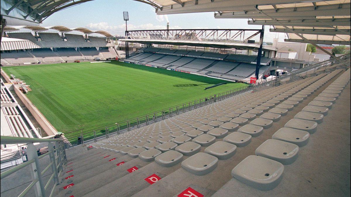 Stade Gerland, Lyon Stadium, Olympique Lyonnais Stadium, Lyon
