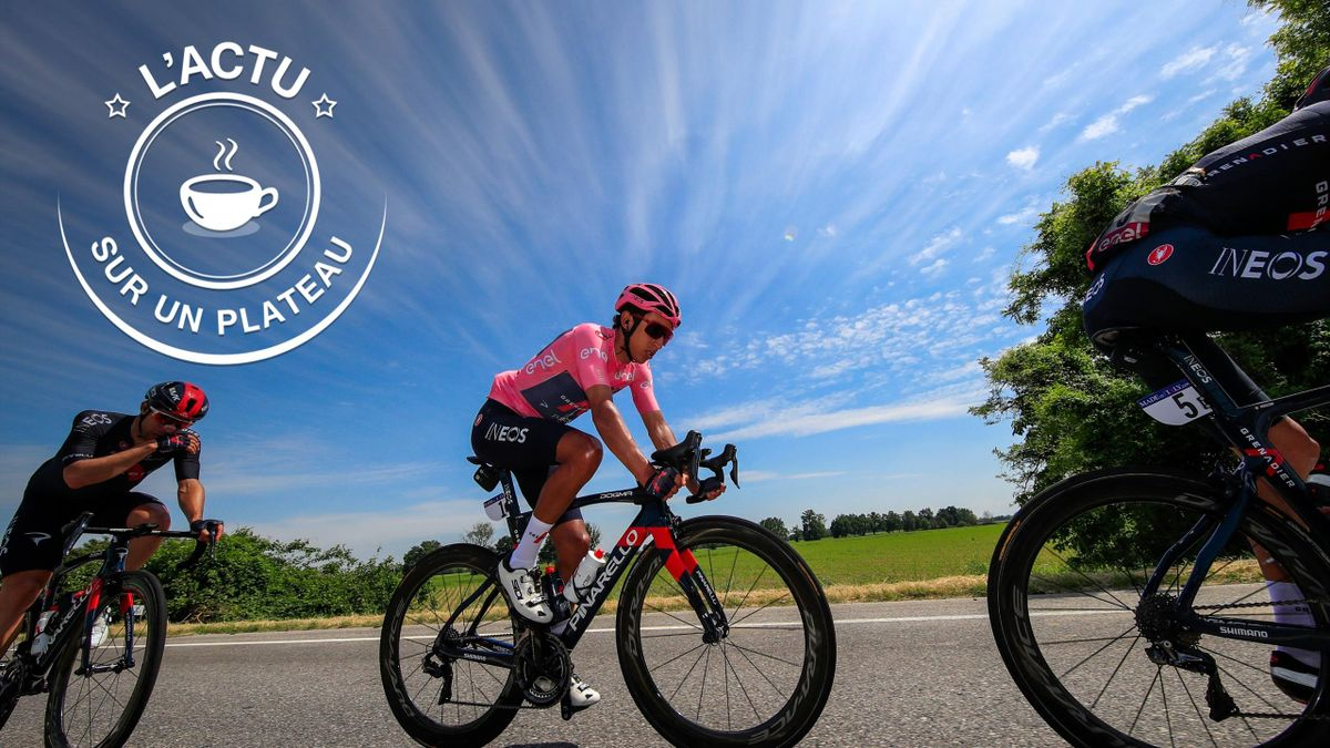 Egan Bernal [Giro 2021] - L'actu sur un plateau