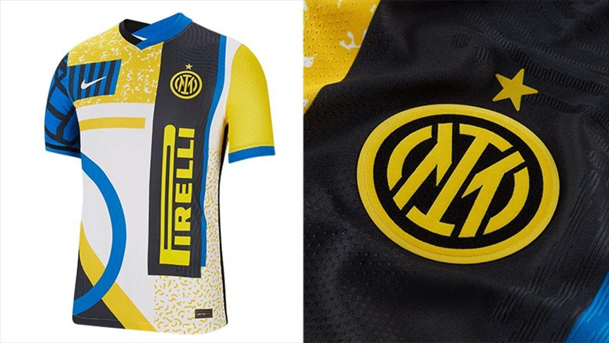 Nike e Inter presentano la nuova collezione I M, la prima con il nuovo logo del Club nerazzurro