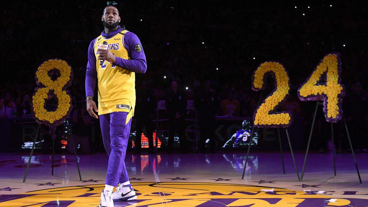 LeBron James (Los Ángeles Lakers)