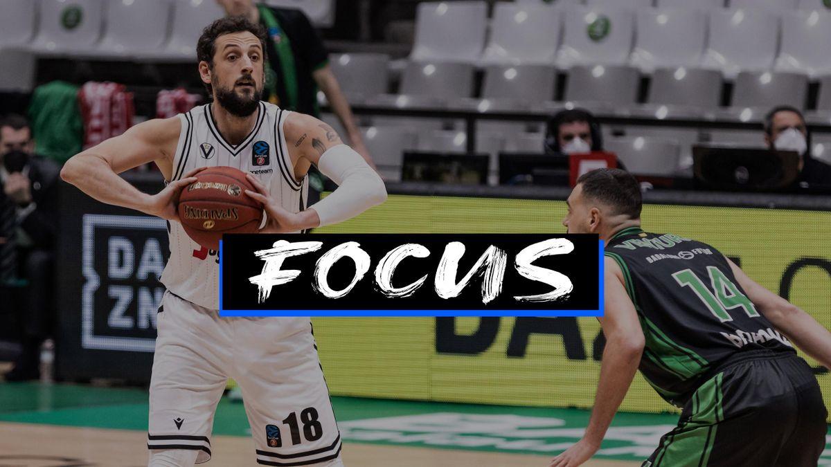Marco Belinelli, Segafredo Virtus Bologna 2020-21 - Focus