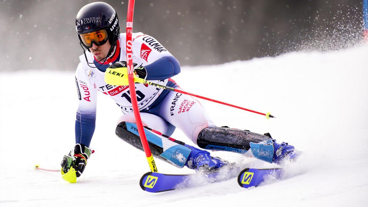 Victor Muffat-Jeandet | Ski Alpin | ESP Player Feature