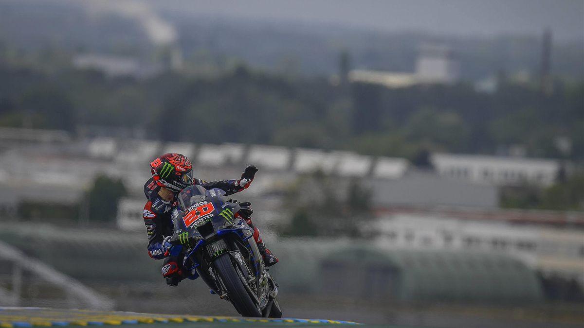 Fabio Quartararo (Yamaha Factory) - 2021 French GP