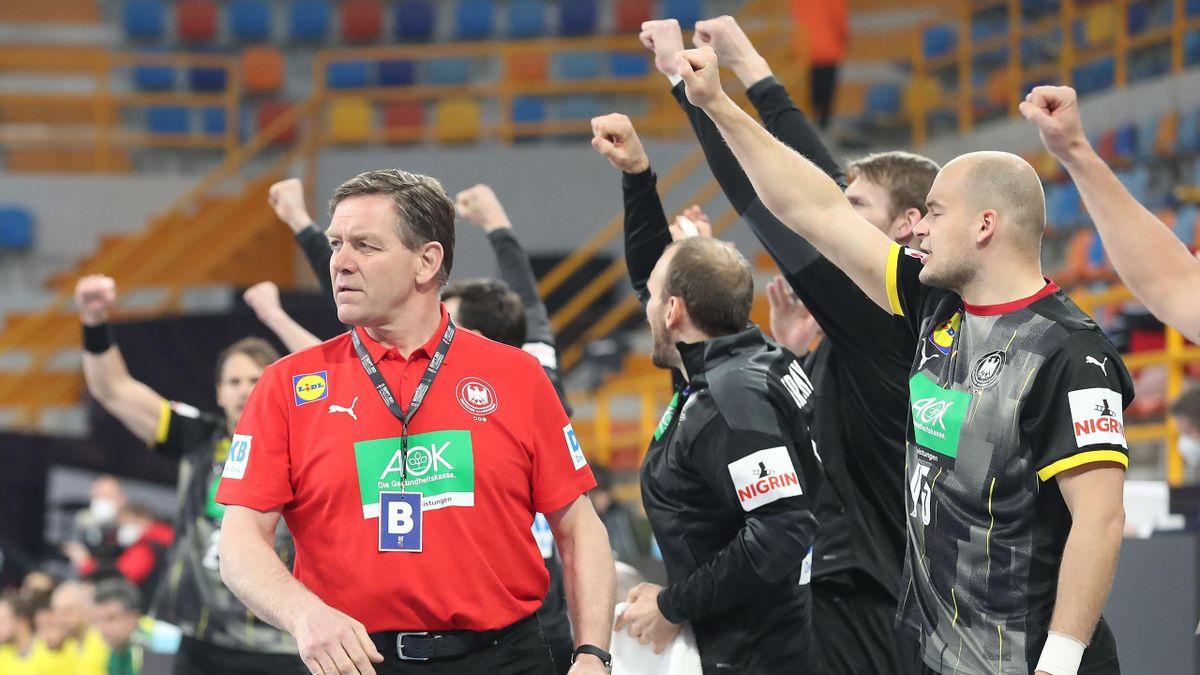 Will mit Deutschland zu den Olympischen Spielen nach Tokio: Bundestrainer Alfred Gislason