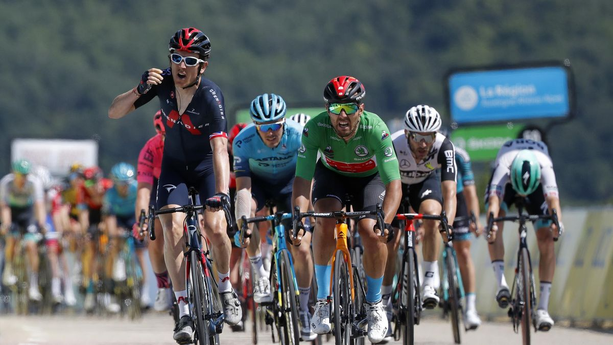 Geraint Thomas, Giro del Delfinato 2021