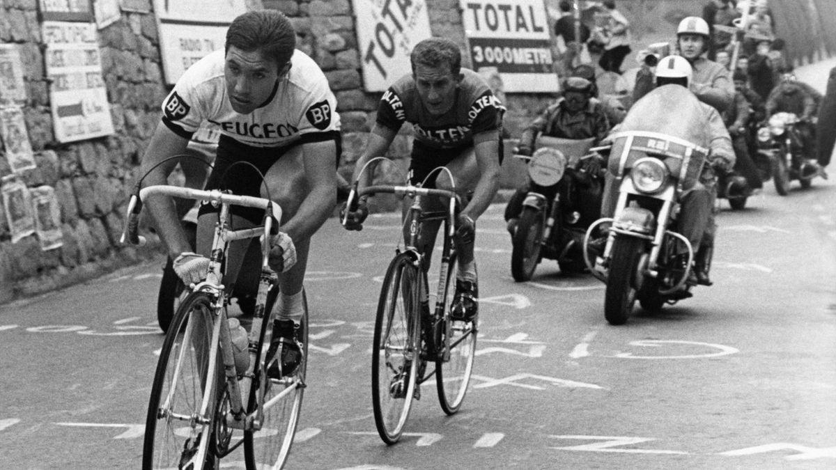 Eddy Merckx, Milano-Sanremo, 1971