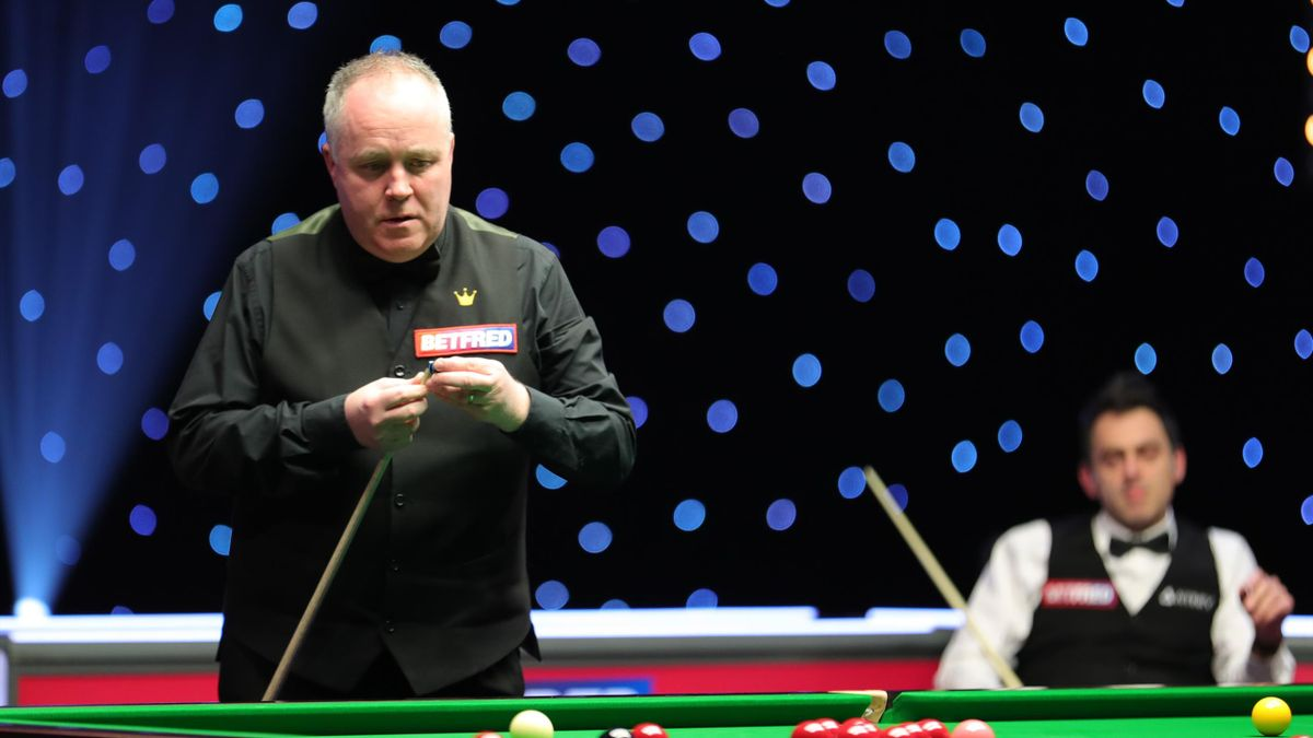 Higgins masterclass too much for O'Sullivan as he books semi-final spot at the Masters