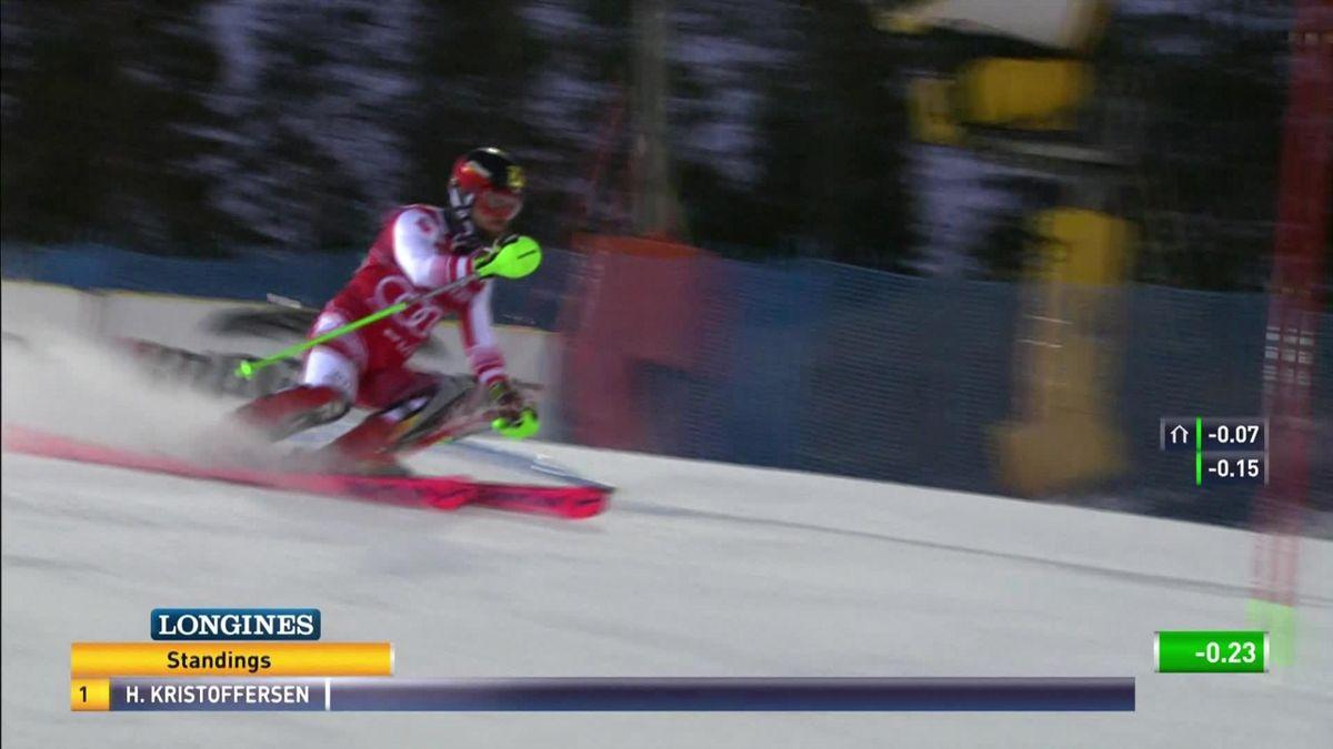 Levi - 2nd run - Hirscher