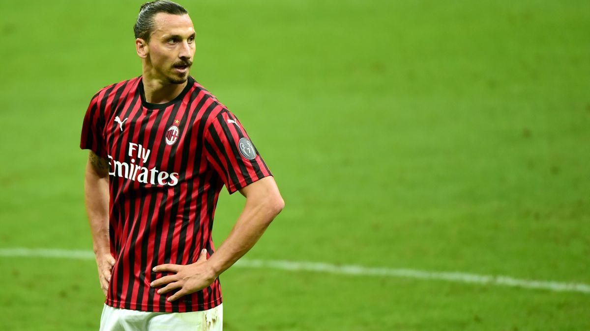 Zlatan Ibrahimovic (Milan AC).