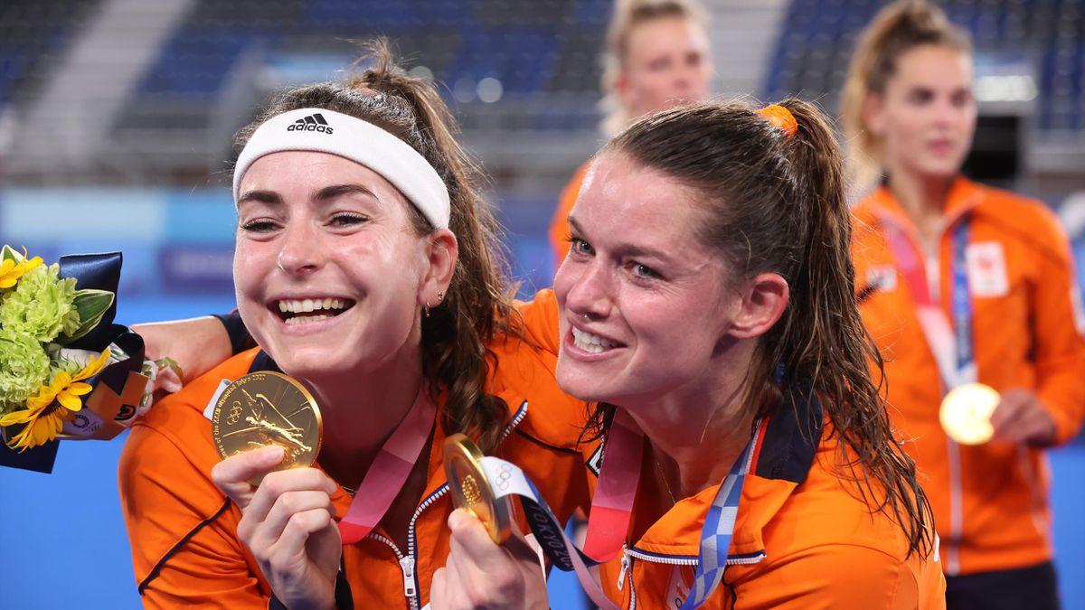 Im Finale des Hockeyturniers besiegten die Niederländerinnen Argentinien mit 3:1.