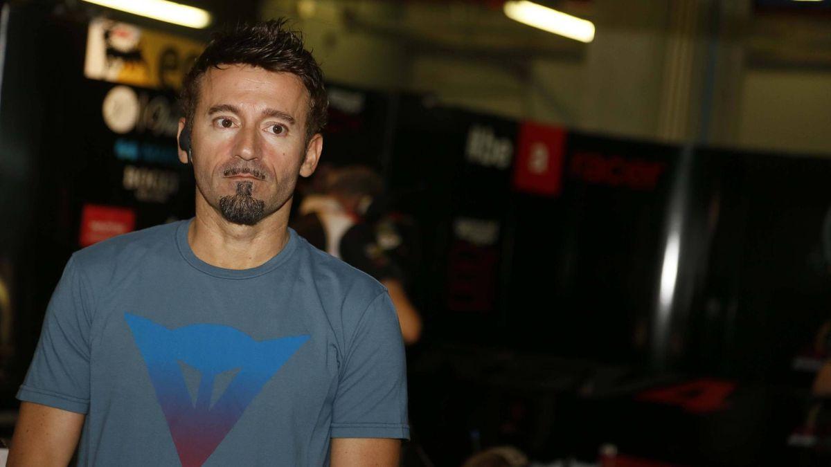 Max Biaggi kehrt in die Superbike-WM zurück